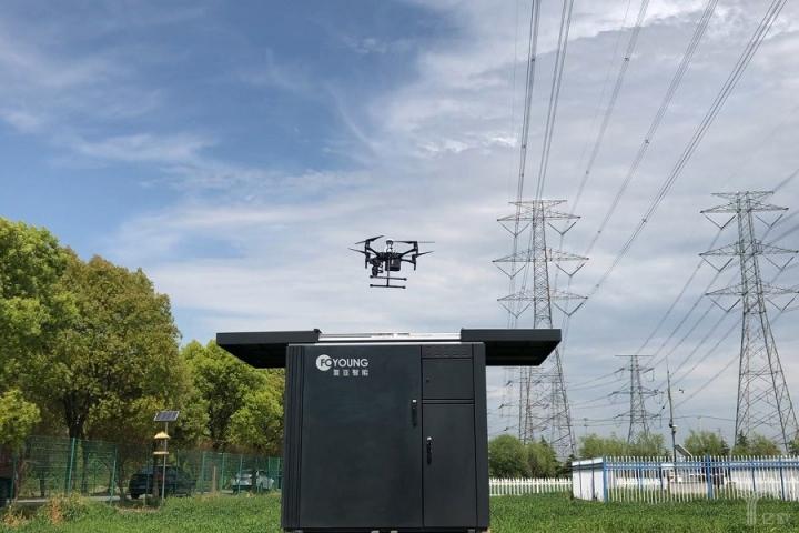 首创巡检无人机端云互动自动飞行算法,复亚智能获电力金巡奖